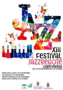 """5º Festival de Swing & Jazz de Almería """"We Love Jazz 2019"""""""