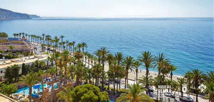 Verano en Roquetas de Mar