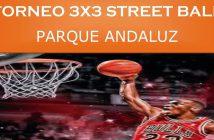 Torneo 3x3 Street Ball en el Carboneras