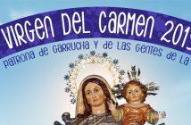 Virgen del Carmen en Garrucha