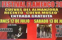 XI Festival Flamenco 2019 Cuevas del Almanzora