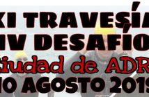 XI TRAVESÍA A NADO Y IV DESAFÍO CIUDAD DE ADRA