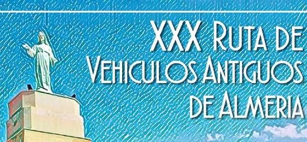 XXX Ruta de vehículos antiguos de Almería