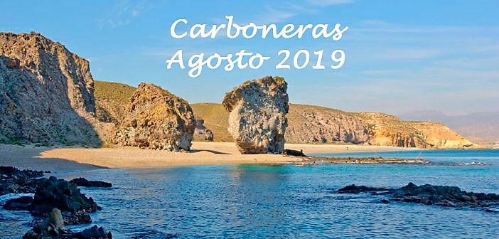 Agenda Carboneras – Agosto 2019