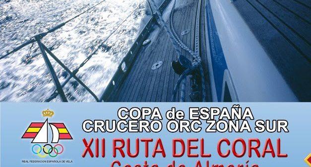"""XII Regata """"Ruta del Coral. Costa de Almería"""""""