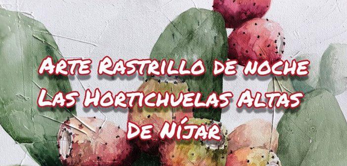 Arte Rastrillo en Las Hortichuelas Altas.