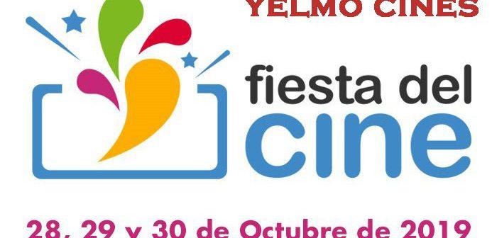 XI FIESTA DEL CINE -YELMO CINES