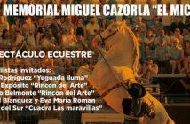"""VII Memorial Miguel Cazorla """"El Michel"""""""