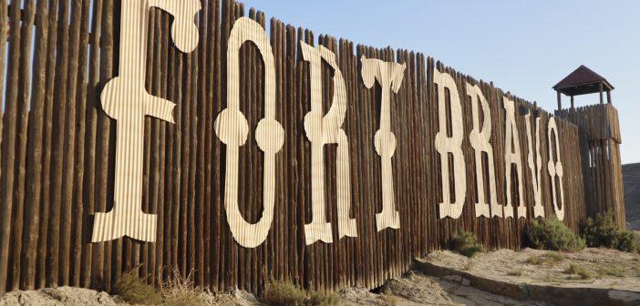 FORT BRAVO el auténtico Western de Almería