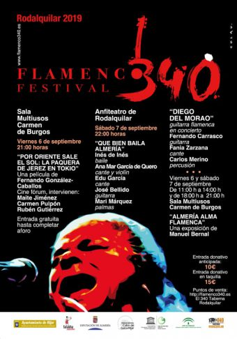 Festival Flamenco 340 Almería