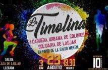 II Carrera de colores Solidaria La Timolina en Laujar de Andarax