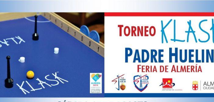 II Torneo de Klask Feria de Almería 2019