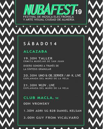 NUBA Festival 2019 Almería