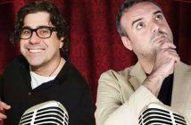 Paco Calavera y Pepe Céspedes
