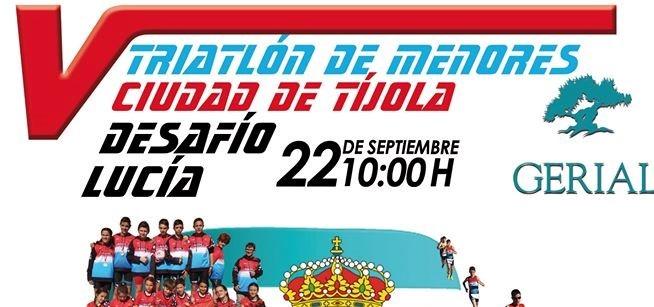Triatlón de Menores Ciudad de Tíjola