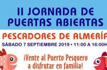 """II Jornada de Puertas Abiertas """"Pescadores de Almería"""""""