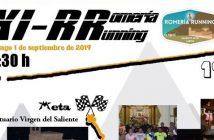 "XI Romería Running ""Albox-Saliente Alto"""