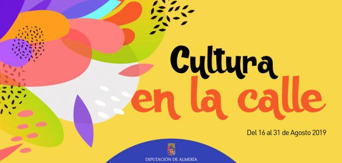 """""""Cultura en la calle"""" Diputación de Almería"""