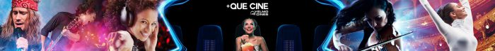 +QUE CINE Yelmo Cines