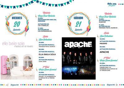 Feria y Fiestas Olula del Río 2019