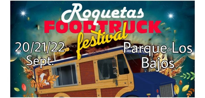 Roquetas Foodtruck Festival
