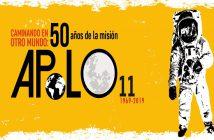 Caminando en Otro Mundo: 50 años de la Misión Apolo 11