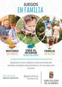 Juegos en familia - Diputación de Almería