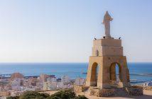 Cero de San Cristobal, Almería