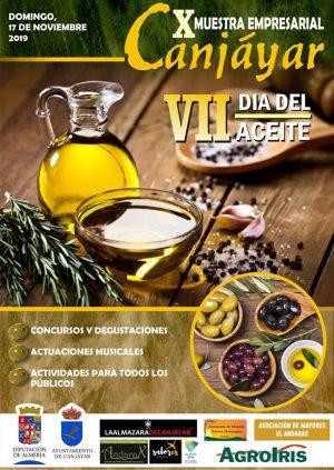 VII Día del Aceite en Canjáyar, Almería