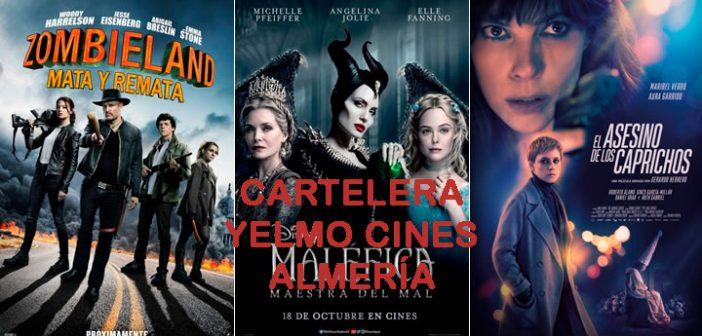 CARTELERA YELMO CINES ALMERÍA