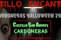 """Halloween en Carboneras """"Castillo Encantado"""""""