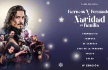 """Farrucos & Fernández """"Navidad en familia"""""""