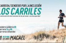 I Carrera/Sendero por la Integración los Carriles 2019 en Macael
