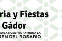 Feria y Fiestas de Gádor 2019
