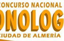 II CONCURSO NACIONAL DE MONÓLOGOS, CIUDAD DE ALMERÍA