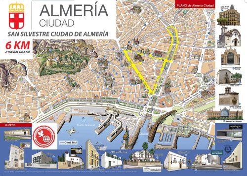 San Silvestre Ciudad de Almería 2019