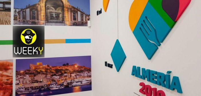 Almería Capital Gastronómica 2019