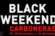 BLACK WEEKEND Carboneras