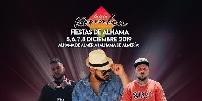 Fiestas Alhama de Almería