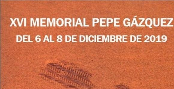 Tenis XVI MEMORIAL PEPE GÁZQUEZ