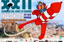 Jornadas del Cómic de Almería Indalcon 2019