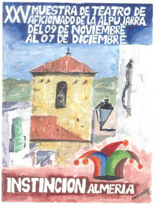 XXV Muestra de Teatro Aficionado de La Alpujarra