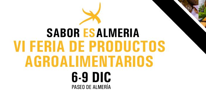 IV Feria de Productos Agroalimentarios Sabores Almería