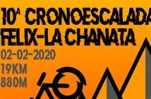 10ª Cronoescalada Félix-La Chanata