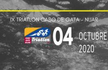 IX TRIATLÓN MD CABO DE GATA NÍJAR 2020
