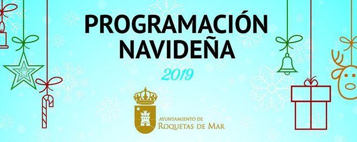 Programación Navidad 2019/20 Roquetas de Mar