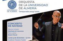 Orquesta de la Universidad de Almería 2019