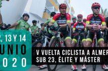 V Vuelta Ciclista a Almería Sub 23, Élite y Máster