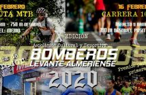 X Bomberos de Levante MTB / Running 10Km.