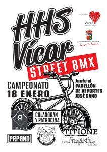 Festival Hip Hop Street Vícar 2020
